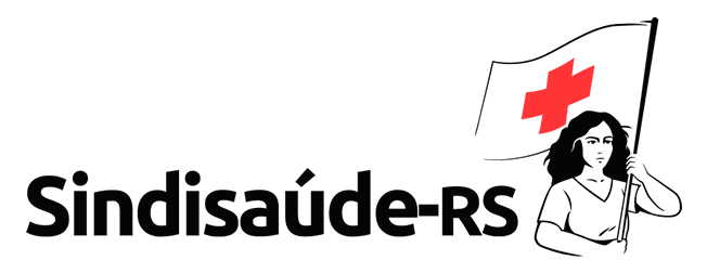 logomarca Sindisaúde/RS